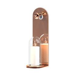Shelf copper | Candelabros | RiZZ