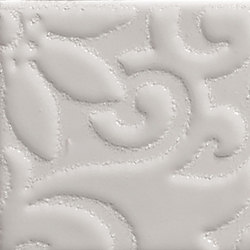 Ornamenti Flow White | Ceramic tiles | Valmori Ceramica Design