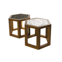 The Art Collection Table | Tables d'appoint | Valmori Ceramica Design