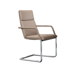 finasoft Conference Easy Chair 6752/A | Sedie conferenza | Brunner