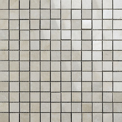 Cross Cut | Silver Mosaic | Mosaics | Ceramica Magica