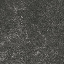 Quartz | Black | Floor tiles | Ceramica Magica
