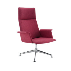 finalounge High-back Chair 6744/AG | Lounge chairs | Brunner