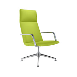 finalounge High-back Chair 6744/A | Sillones lounge | Brunner