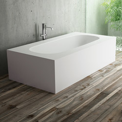 Oval panelled | Free-standing baths | Idea Group
