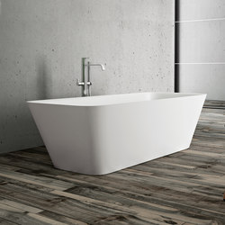 Equal freestanding | Free-standing baths | Idea Group