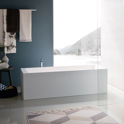 Bathtube Square | Free-standing baths | Idea Group