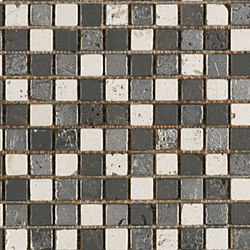 Home Mosaico Well graphite | Ceramic mosaics | APE Grupo