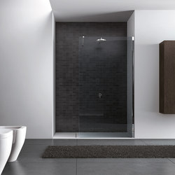 Walkin_Nicchia_01 | Shower screens | Idea Group