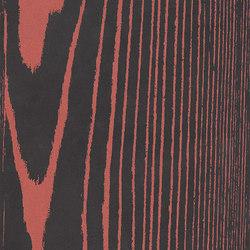 Uonuon black negative rosso 1 | Ceramic tiles | 14oraitaliana