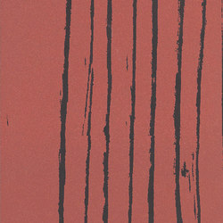 Uonuon black positive rosso | Ceramic tiles | 14oraitaliana