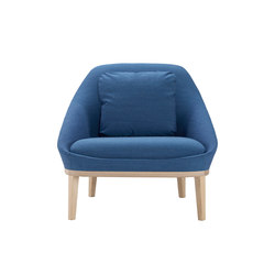 Ezy easy chair | Poltrone lounge | OFFECCT