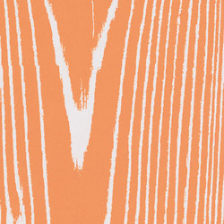 Uonuon white positive arancio 1 | Carrelage céramique | 14oraitaliana