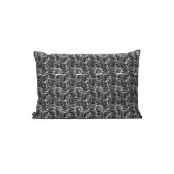Scribble Siksak cushion L | Cushions | Hem