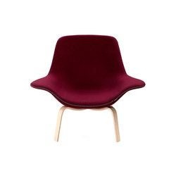 Oyster easy chair | Sillones lounge | OFFECCT