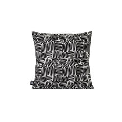 Scribble Siksak cushion M | Cushions | Hem