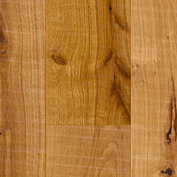 FLOORs Specials Rovere finitura a sega rustic | Pavimenti in legno | Admonter