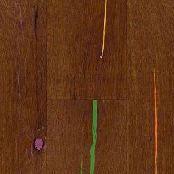 FLOORs Specials Oak Chameleon candy rustic | Wood flooring | Admonter Holzindustrie AG