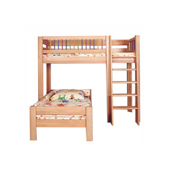 Kubu Game Bunk Bed DBA-207.10 | Infant's beds | De Breuyn
