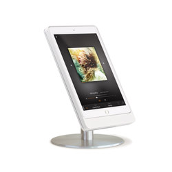 Eve table base for iPad | Table integrated displays | Basalte