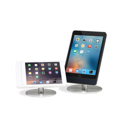 Eve table base for iPad | Advertising displays | Basalte