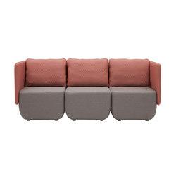 Opera Canapé Modulable | Lounge sofas | Softline A/S
