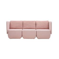 Opera Modular Sofa | Lounge sofas | Softline A/S