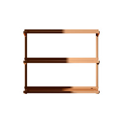Click Copper Shelf | Baldas / estantes de pared | New Tendency