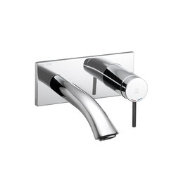 KWC ZOE Lever mixer| Fixed spout | Wash basin taps | KWC