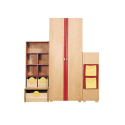 Cabinet Combination 01 | Kids storage furniture | De Breuyn