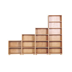 Cabinet Combination 02 | Kids storage furniture | De Breuyn