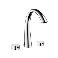 KWC ZOE Two-handle mixer| Fixed spout | Grifería para lavabos | KWC