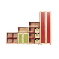Cabinet Combination 09 | Kids storage | De Breuyn