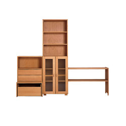 Cabinet Combination 14 | Kids storage furniture | De Breuyn