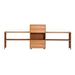 Cabinet Combination 15 | Kids storage furniture | De Breuyn