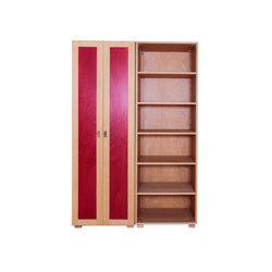 Cabinet Combination 16 | Kids storage furniture | De Breuyn