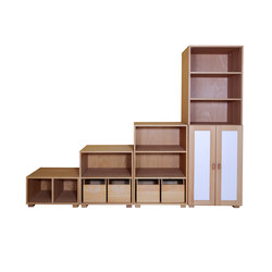 Cabinet Combination 23 | Kids storage furniture | De Breuyn