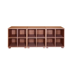 Cabinet Combination 24 | Kids storage furniture | De Breuyn