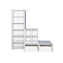 Cabinet Combination 32 | Kids storage furniture | De Breuyn