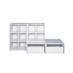 Cabinet Combination 33 | Kids storage furniture | De Breuyn