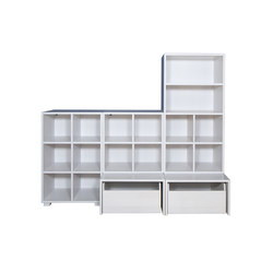 Cabinet Combination 34 | Kids storage furniture | De Breuyn