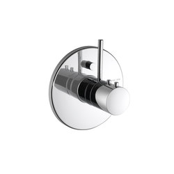 KWC ZOE Trim kit with thermostatic function unit | Shower taps / mixers | KWC