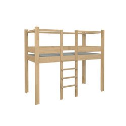 Play Bed Medium DBB-100A | Kids beds | De Breuyn