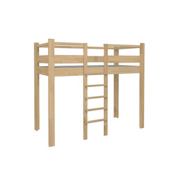 Play Bed High DBB-100A | Letti per bambini | De Breuyn