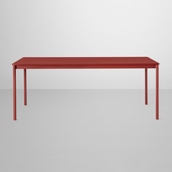Base Table | medium | Canteen tables | Muuto