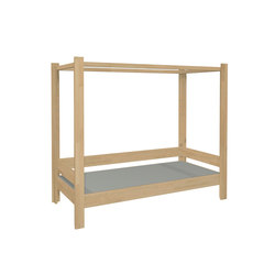 Youth Loft Bed DBB-100C | Children's beds | De Breuyn
