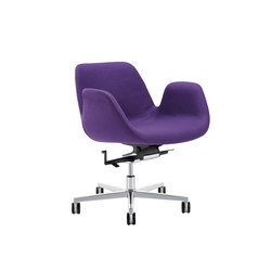 Halia Office Chair | Visitors chairs / Side chairs | Koleksiyon Furniture