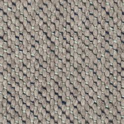 Bliss wool rug | blue | Formatteppiche / Designerteppiche | Hem