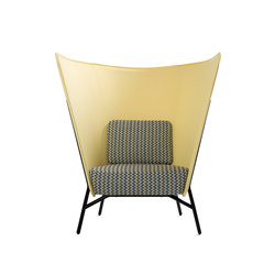 Aura Chair L | Poltrone | Inno