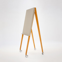 Flipchart | Charter on Tour | White boards | roomours Kommunikationstools